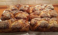 Sweet Buns, Sweet Pie, Greek Pastries, Easter, Bread, Recipes, Food, Kuchen, Easter Activities