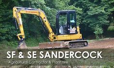 Plant Hire - Ground Works in Cornwall