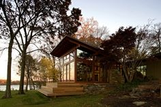 studio addition by Bohl Architects