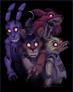 Beat Five Nights at Freddy's - The Upgraded Edition - Battles - Comic Vine