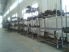 Equipment mould