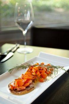 Glazed Carrots With Miso Aioli