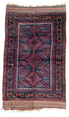 Guide to Baluch Rugs & Carpets