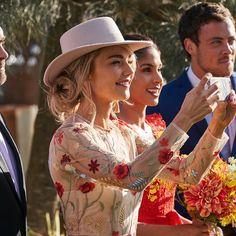 Home And Away Cast, Home Tv, Dean, Couple Photos, Wedding Dresses, Girls, Summer, Couple Shots, Bride Dresses