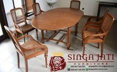 Jual Meja Makan Antik Kayu Jati Utuh Dining Chairs, Table, Furniture, Home Decor, Decoration Home, Room Decor, Dining Chair, Home Furniture, Interior Design
