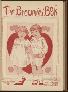 The Brownies' Book. New York, N.Y.: DuBois and Dill, 1920-1921. From the Rare Book and Special Collections Division at the Library of Congress.   For the full work see: http://hdl.loc.gov/loc.rbc/ser.01351