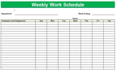 schedules templates free free printable work schedules weekly employee work schedule free work schedule templates for word and excel employee shift
