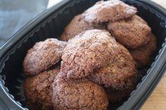 Chocolate Almond Flour Cookies | Chef Benny Doro