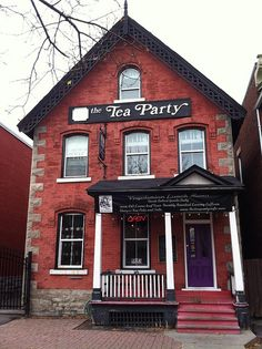 The Tea Party in Ottawa, Canada