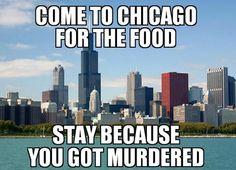 Visiting Chicago http://ibeebz.com