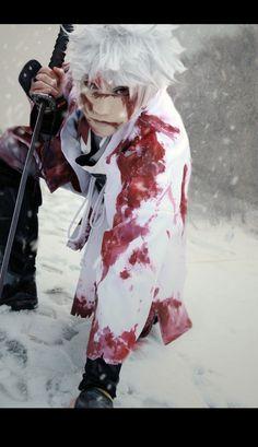 qianyeyu900713(Abyss夜阁) Gintoki Sakata Cosplay Photo - Cure WorldCosplay