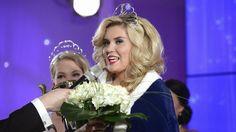 Bea Toivonen Crowned Miss Universe Finland 2014