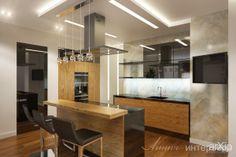 интерьер кухни с островом в стиле минимализм: интерьер, зd визуализация, квартира, дом, кухня, минимализм, 20 - 30 м2, интерьер #interiordesign #3dvisualization #apartment #house #kitchen #cuisine #table #cookroom #minimalism #20_30m2 #interior arXip.com