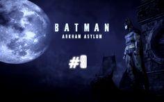 Batman Arkham Asylum #9 - Arriva la Rossa!