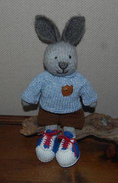 Marion Pieterse pattern Little cotton Rabbits