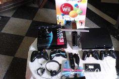 PlayStation 3 & Xbox 360 & WII NINTENDO