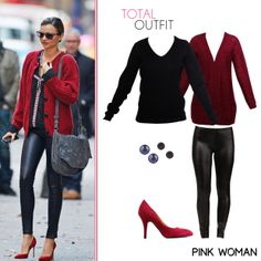 Get the look! http://www.pinkwoman-fashion.com/