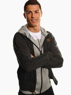 FIFA Ballon d'Or nominee Cristiano Ronaldo of Portugal and Real Madrid poses for a portrait