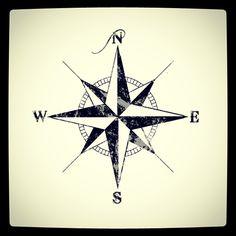 Compass Tattoo - Designed by Daniel Mitchell My new tattoo!!!