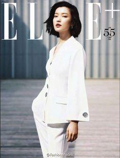 Du Juan for Elle China, June 2015
