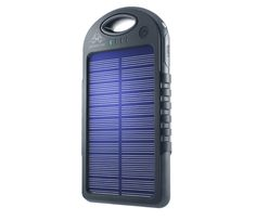 PULSE by LIVE WORK PLAY is a hybrid portable battery charger that generates electricity from traditional power sources ( Wall outlets, USB, etc) AND the sun