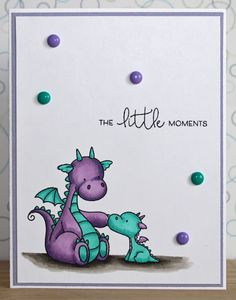 """There's a Card for That: CAS Hello Baby 
