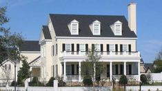 Colonial Chase - Looney Ricks Kiss Architects, Inc. | Southern Living House Plans