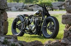 Triumph Springer Bobber   Most Awesome !