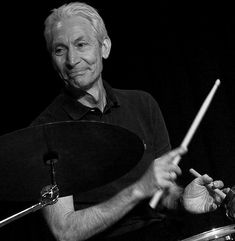 Charlie Watts, Los Rolling Stones, Percussion, Drums, Forget, Posters, Icons, Rock, Sleeves