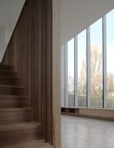the orangery house extension - london - liddicoat + goldhill - stair
