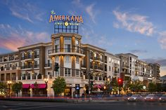 The Americana at Brand, Glendale, Ca.