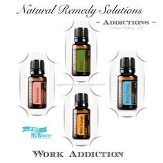 Diffuser 5-10 drops of essential oils in the workplace for a minimum of 2-3 hours per day as needed. Use any of the following oils alone or combined as desired: Basil, Geranium, Wild Orange and/or Ylang Ylang or Calming Blend to create the 10 drops for the diffuser.