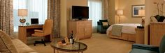 The Ritz-Carlton, Cleveland Suite