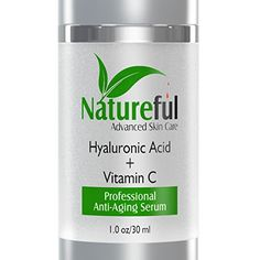 Best Hyaluronic Acid Serum with Vitamin-C : Top Rated Dr. Recommended 100 % pure 1 oz Beauty Anti Aging Skin Care Cream and Moisturizer Treatment for Your Face. ★ See Results or Your Money Back ★ Quality Topical Facial Solution with Retinol plus Vitamin C, A, D & E for Women and for Men. Natural Anti Wrinkle Night Cream Formula. Best Wrinkle Filler and Remover Products Recommended By Medical Doctors. Benefits you can see for an instant lift-solution.