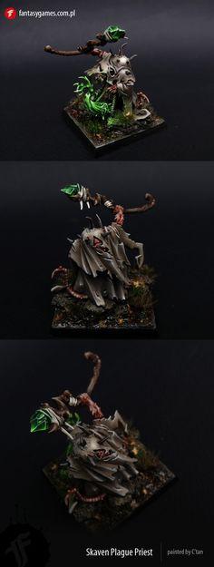 Skaven Plague Priest - fantasygames.com.pl