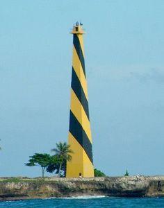 dominican republic | ... Punta Torrecilla (San Souci), Dominican Republic 18.464167, -69.876111