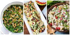 22 Summer Pasta Salad Recipes - Easy Ideas for Cold Pasta Salad