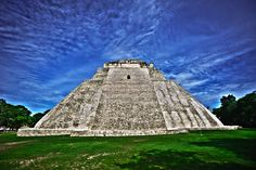 Uxmal Temple, Mexico