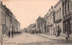 Kade - Roosendaal - 1910