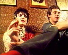 Siouxsie & Steven Severin