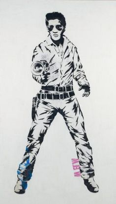 Elvis by Mr. Brainwash on Widewalls. Brainwash and auction records with prices and details of each sale!