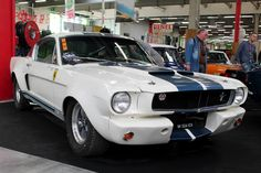 Ford Mustang Shelby GT 350 1965