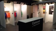#Concord by #FeiloSylvania is ready to welcome visitors to stand P22 at the Retail Design Expo 2016 #RDE16