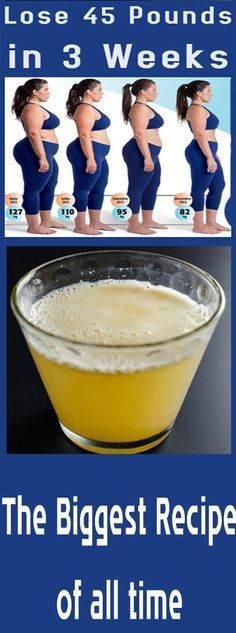 Lose 45 Pounds quickly in 3 Weeks#health #beauty #getrid #howto #exercises #workout #skincare #skintag #bellyfat #homeremdieds #herbal