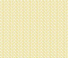 yellowroses fabric by heatherross on Spoonflower - custom fabric