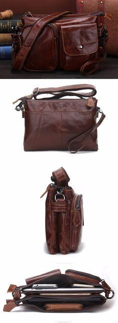 Briefcase For Men, Messenger Bag Men, Leather Men, Bicycle, Bags, Collection, Vintage, Handbags, Bike