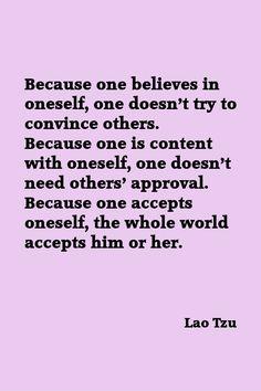 Lao Tzu ~ Mindfulness                                                       …