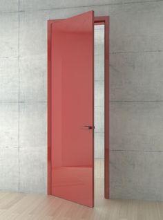 Interiérové dveře Millenium patří mezi nejoblíbenější modely. Magnetický zámek společně se stavitelným protiplechem v zárubni přináší komfort při otevírání.