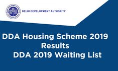 DDA Housing Scheme 2019 Results for flats available on the offical website of DDA. There are four categories of flats which are EWS, LIG, MIG, and State Lottery, Lottery Results, Waiting List, Online Form, Last Date, Kindergarten Reading, Finding Yourself, Author, Flats