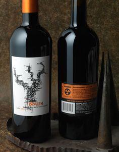 Brazil, DFV Wines - CF Napa Brand Design